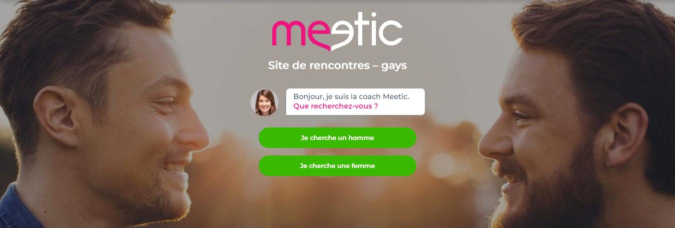 présentation du site de rencontre meetic gay