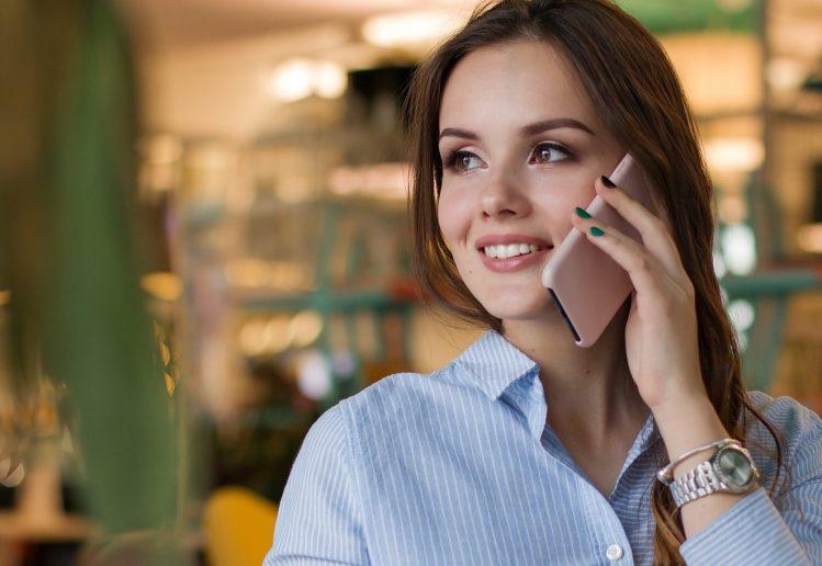 séduire une fille au téléphone